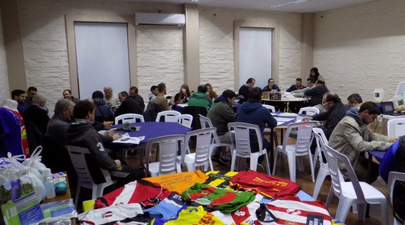 Los dirigentes de la Liga Regional de Ecilda Paullier decidieron parar el fútbol molestos con los árbitro.