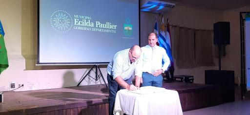 Leonardo Giménez dejó su cargo pensando en la campaña por la reelección en Ecilda Paullier