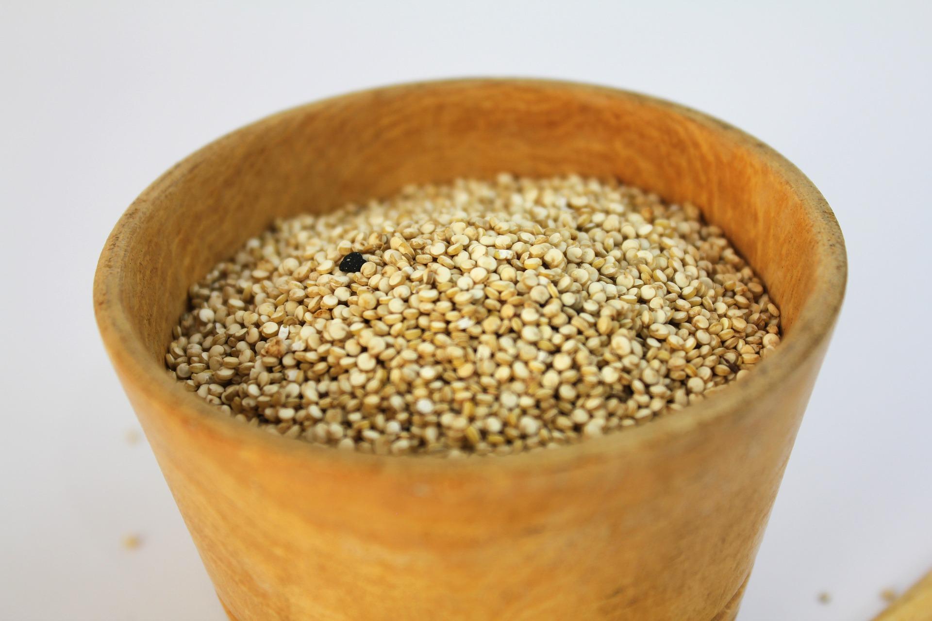 Amaranto semillas